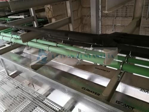Diseño y ejecución de instalaciones de Fontanería