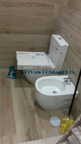 Montaje de piezas sanitarias Las Palmas